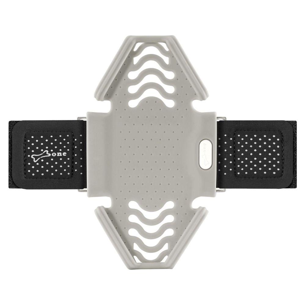 Bone   跑步手機綁 通用運動臂套(手腕) - 灰色(L)
