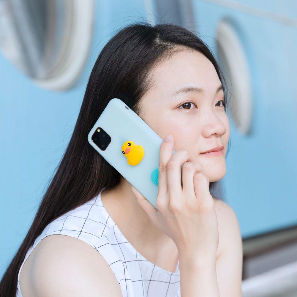 Bone|iPhone 11 Pro Max 逗扣保護套(贈手指Q環) - 派提鴨