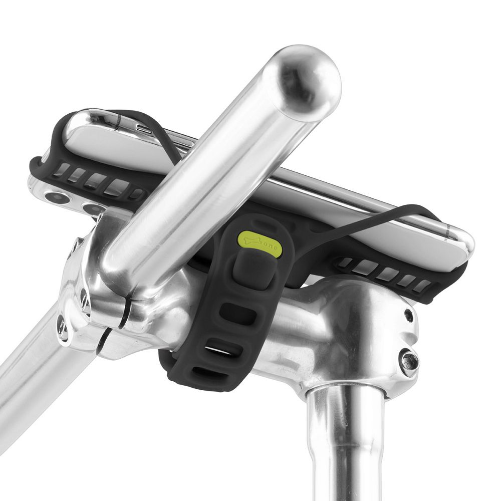 Bone │ 單車龍頭綁 手機架 第三代 Bike Tie Pro 3 - 黑