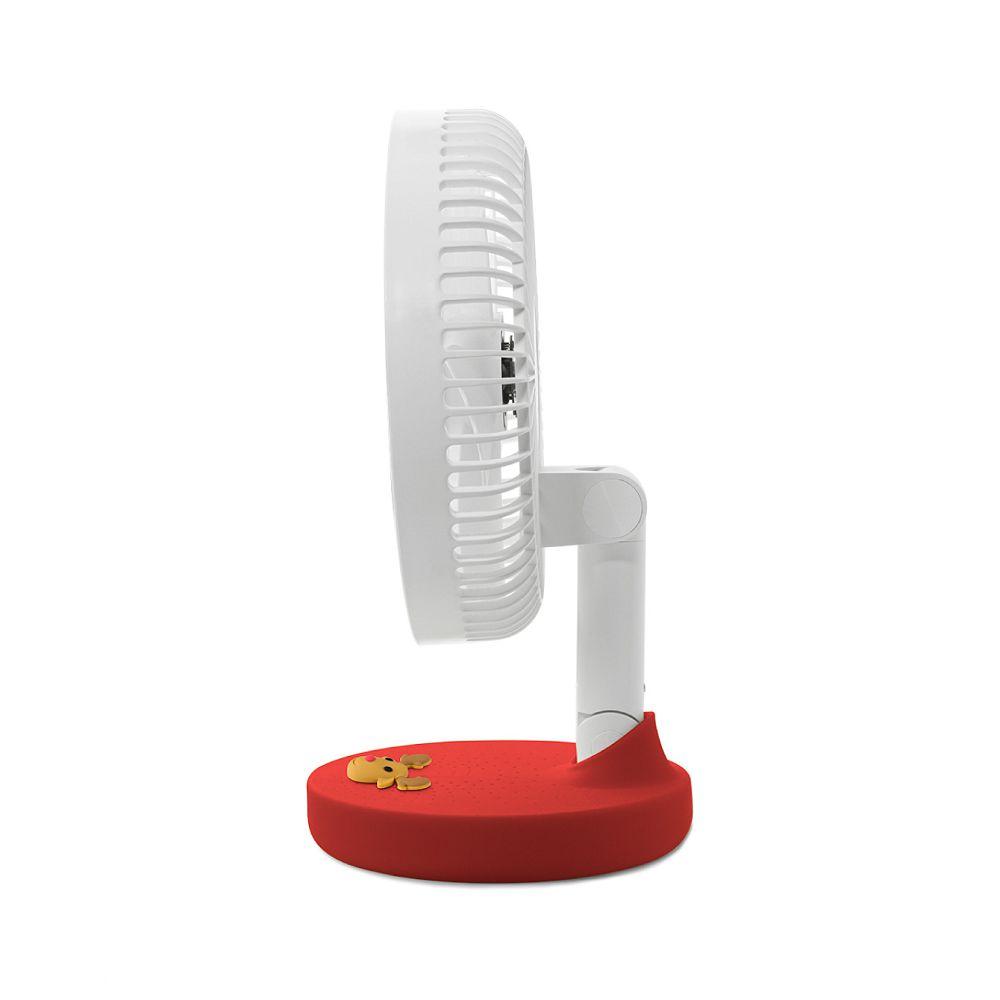 Bone|桌上型USB風扇 / USB Desk Fan - 麋鹿先生