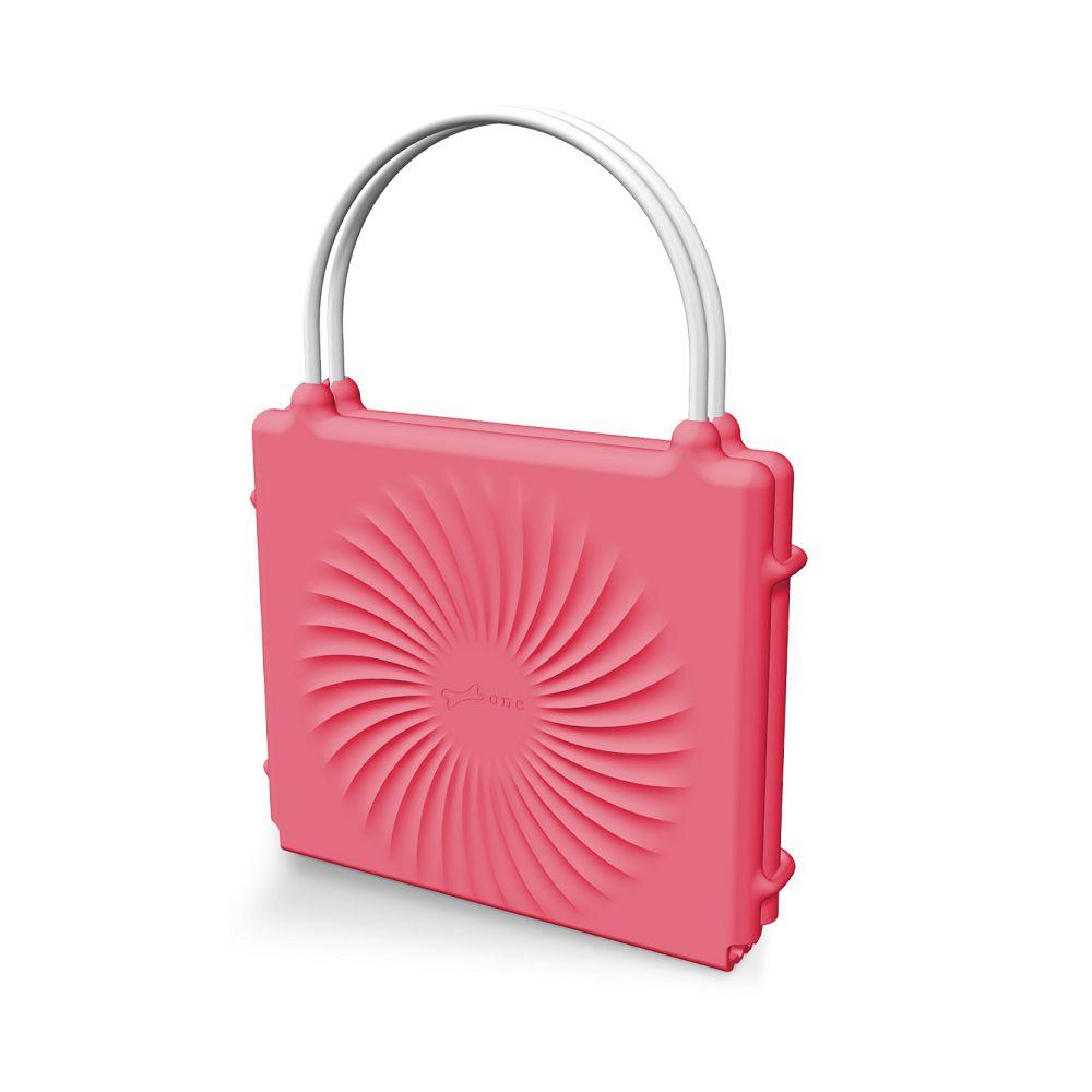 Bone|口罩收納夾 Maskeeper - 粉紅色