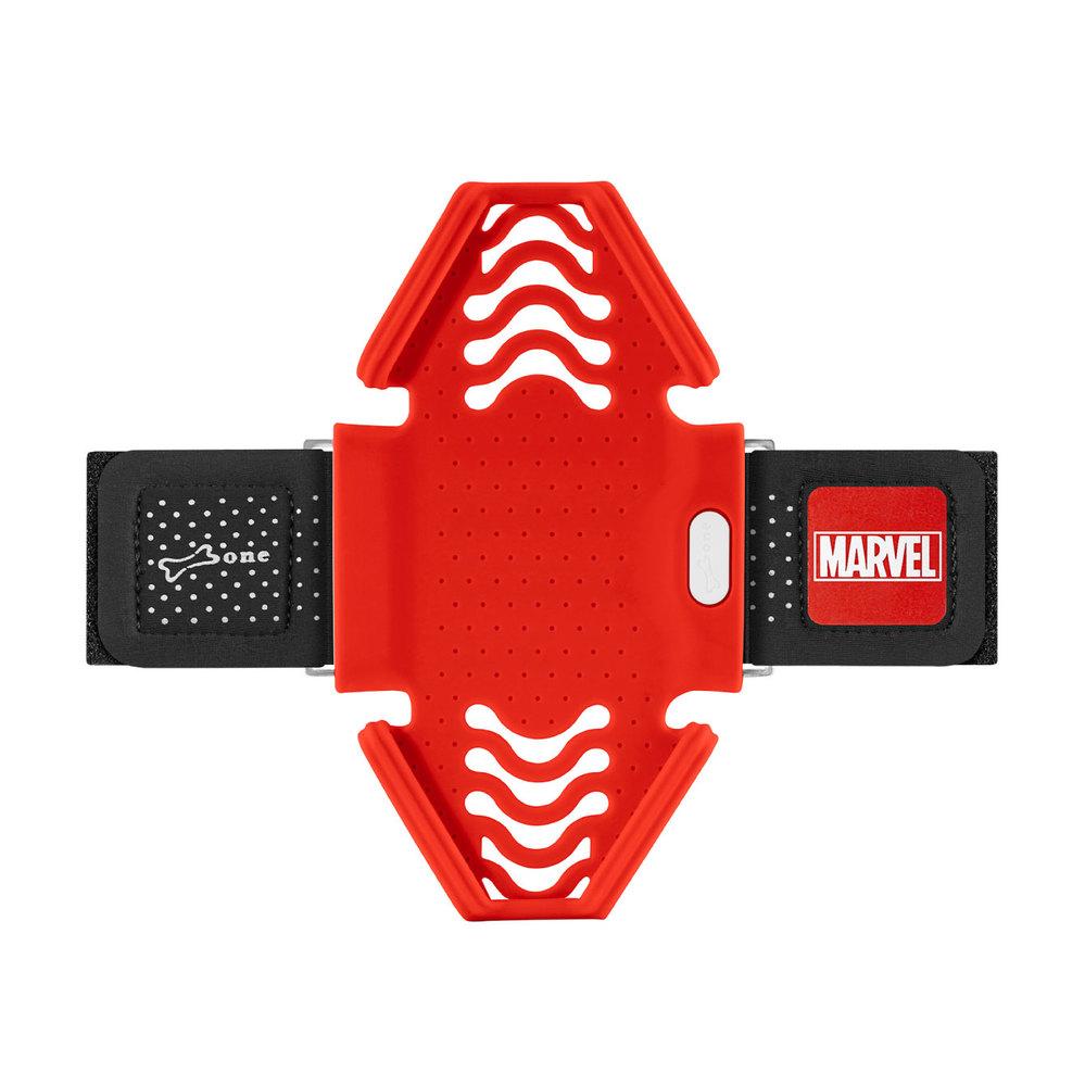 Bone|跑步手機綁 通用運動臂套(手腕) 全尺寸組合 - 漫威款