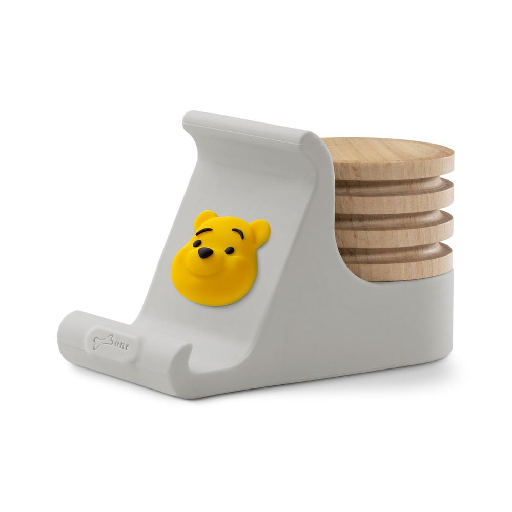 Bone 逗扣手機架擴香台 - 維尼