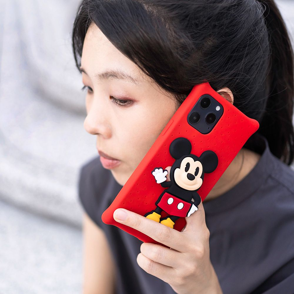 Bone iPhone 12 mini 公仔泡泡保護套