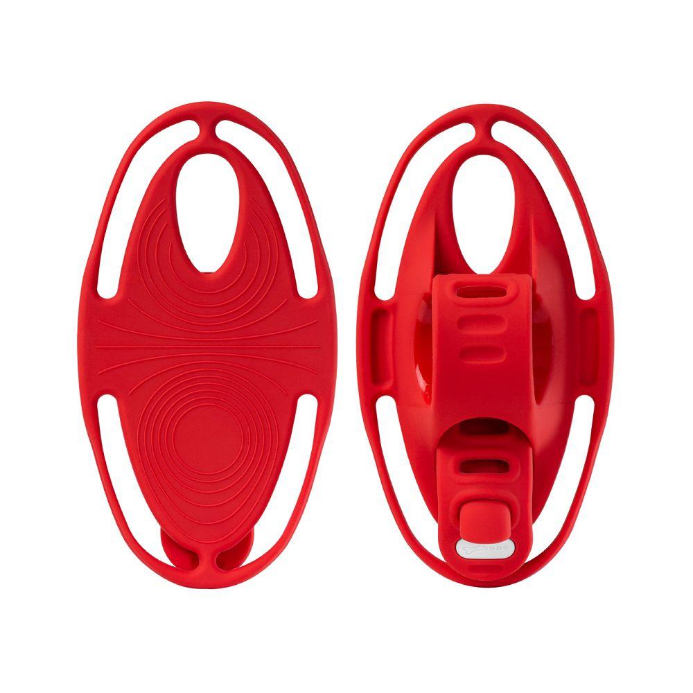 Bone|單車手機綁 手機架 第四代 Bike Tie 4 - 紅色