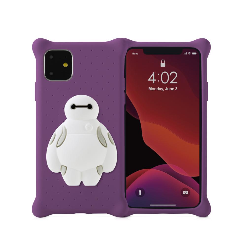 Bone iPhone 11 Pro Max 公仔泡泡保護套 - 杯麵