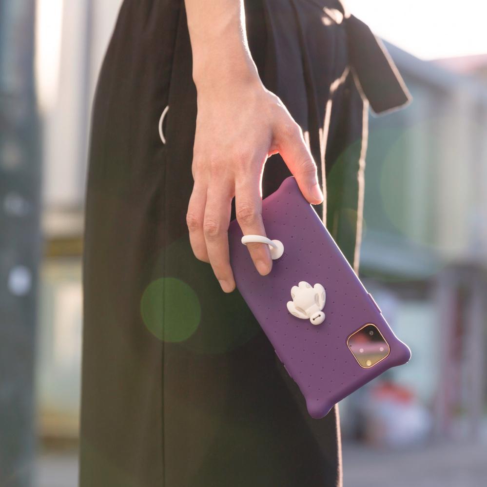 Bone iPhone 11 Pro Max 泡泡保護套 - 杯麵
