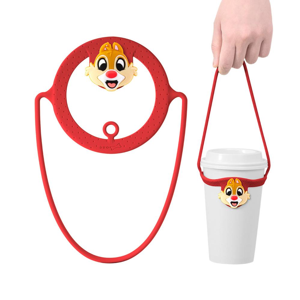 Bone|Cup Tie 環保矽膠飲料杯綁 - 授權款