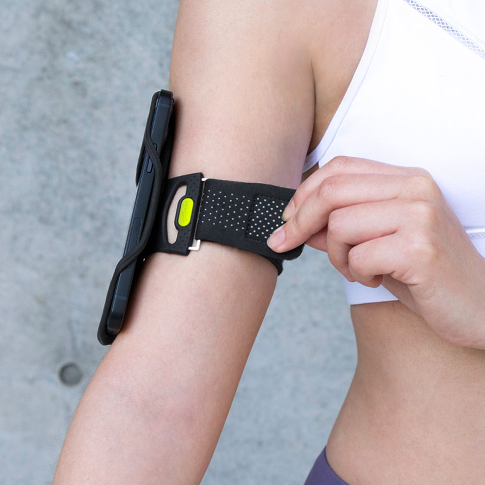 Bone 跑步手機綁二代 Run Tie 2 - 通用運動手機臂套