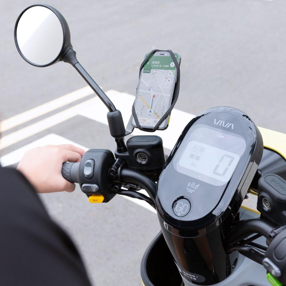 Bone 機車手機支架 Bike Tie 4 - 導航外送神器