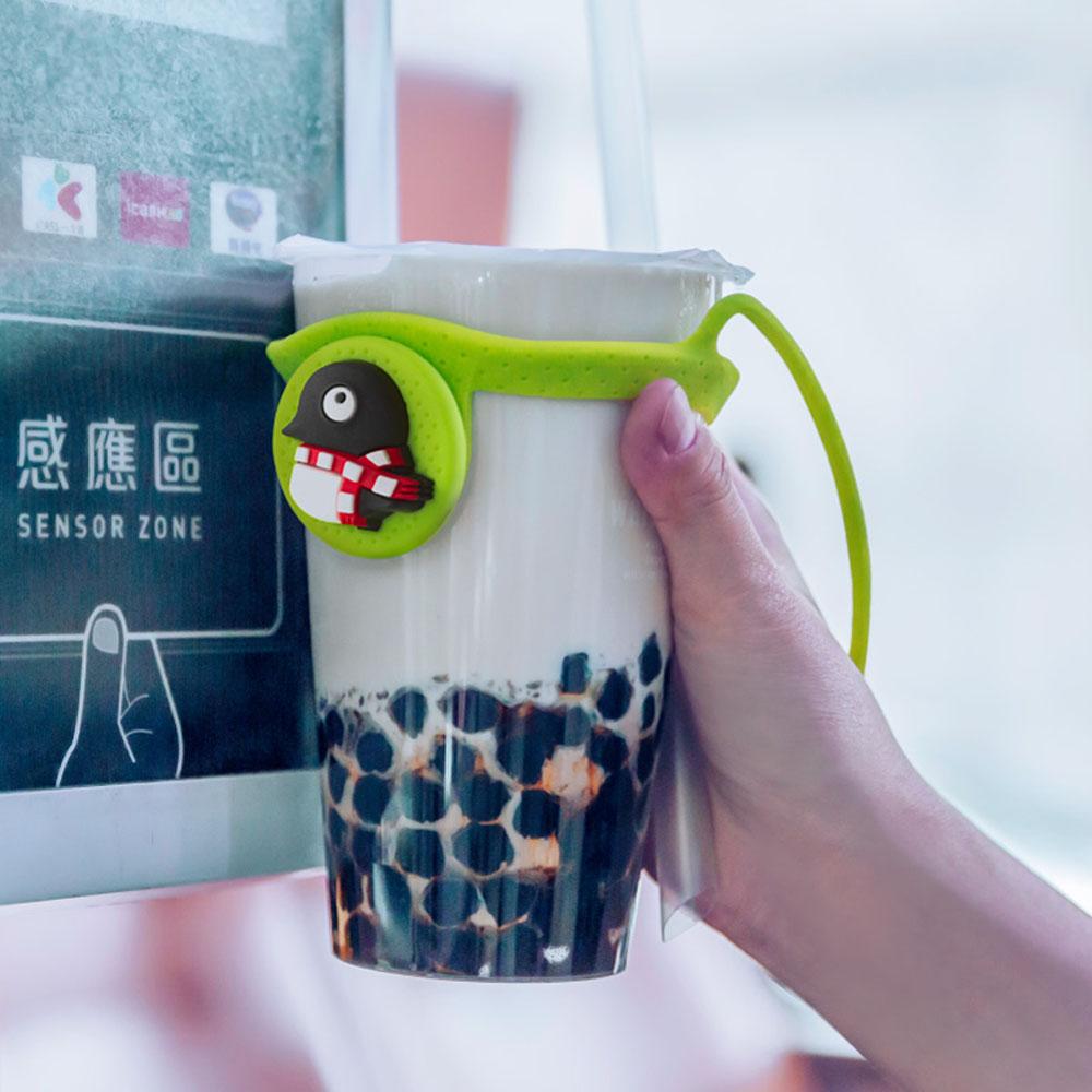 Bone|環保杯綁 飲料提袋杯套 - 一卡通感應版