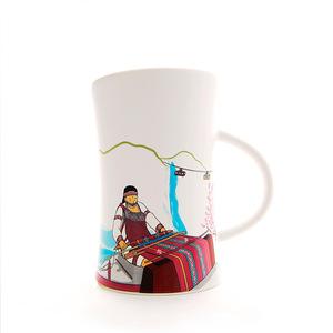 集瓷cocera|新北市烏來泰雅變色杯