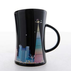 集瓷cocera|新北市璀璨夜景變色杯