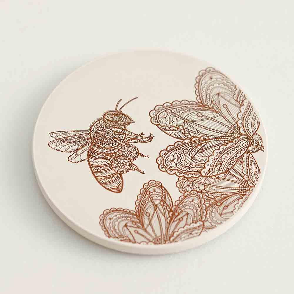 集瓷cocera|生命系列-蜂收 Harvesting