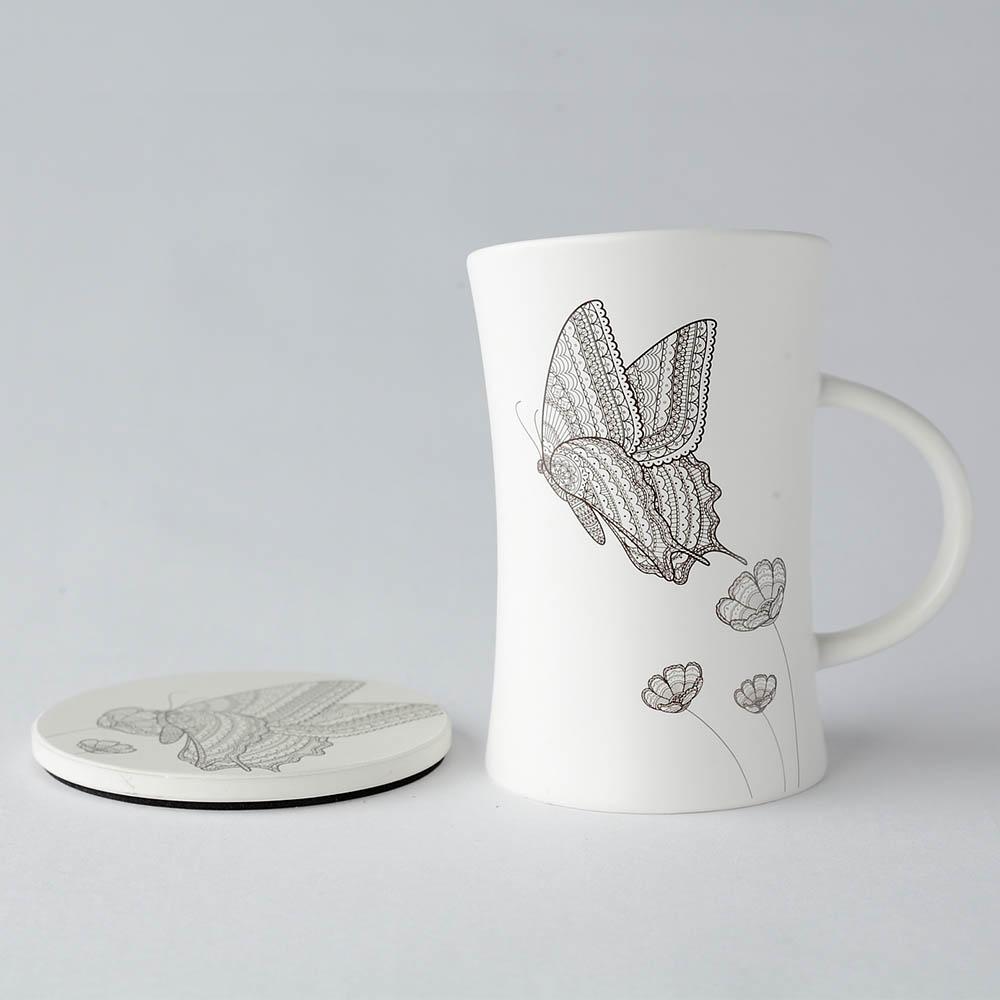 集瓷cocera 生命系列-蟬歌 Singing