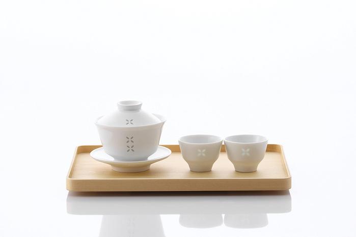 JIA Inc.|紛雪品茗系列 茶杯-4入組
