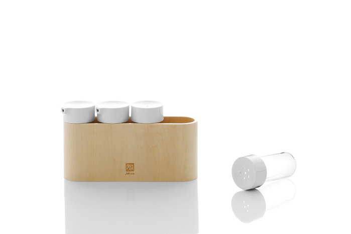 JIA Inc.|品系列-西式調味罐組