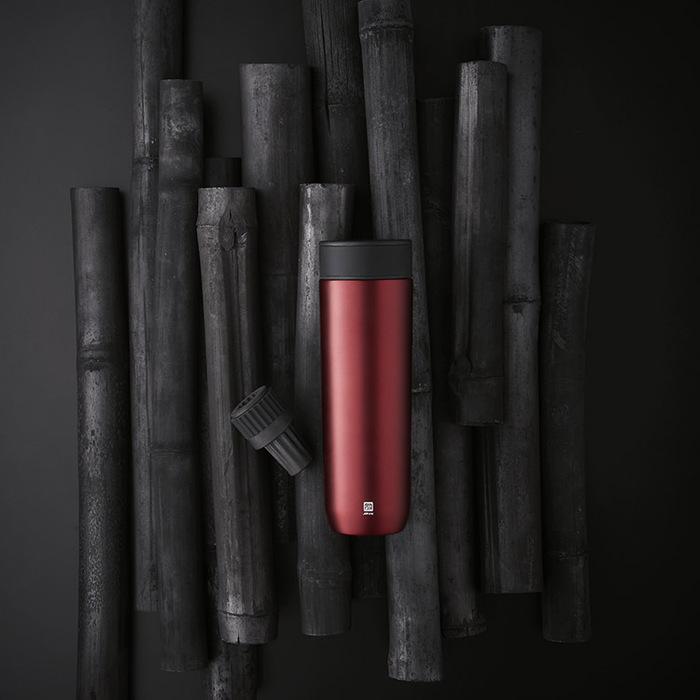 (複製)JIA Inc. 竹炭醒水芯隨身瓶300ml ─ 綠