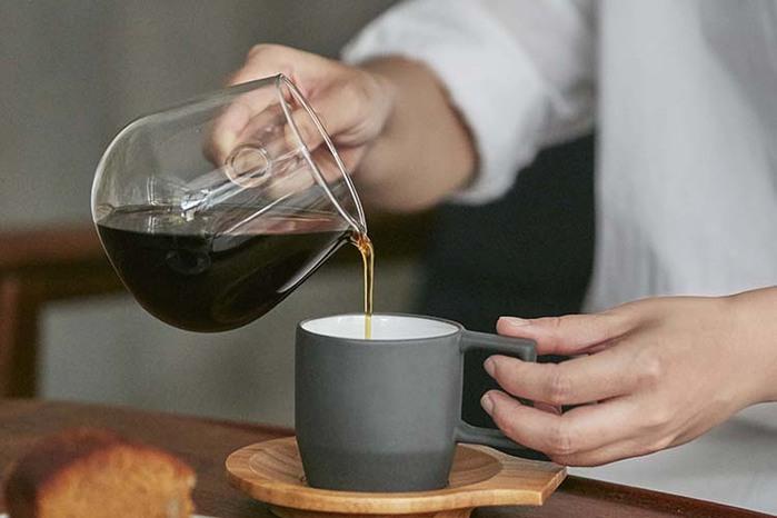 JIA Inc.|手沖咖啡 全套組合 (V型濾杯V01)