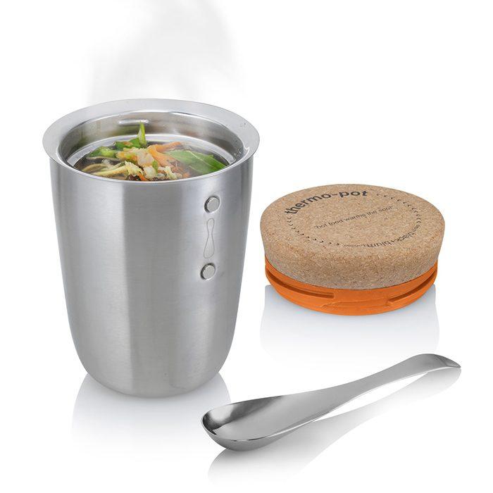 (複製)black+blum|攜帶式真空不鏽鋼食物罐400ml (含匙)