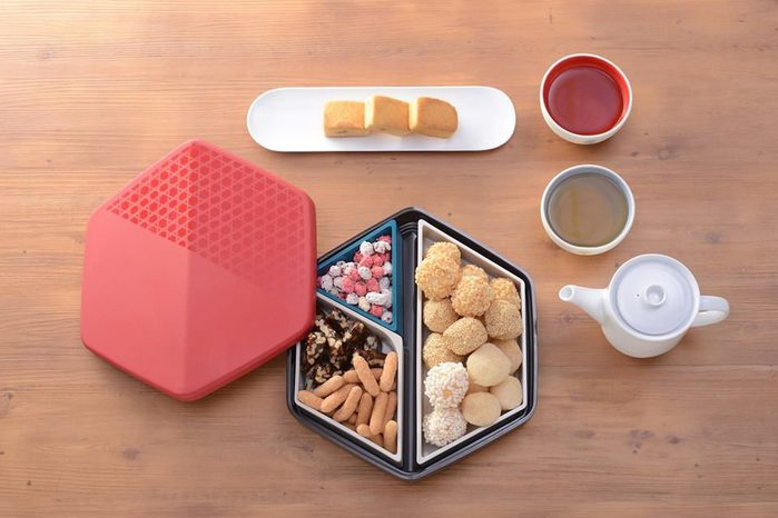 JIA Inc.|聚在一起系列  紅喜食盒