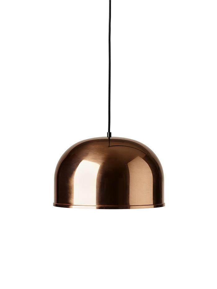 (複製)MENU|黃銅吊燈(小) - 金色