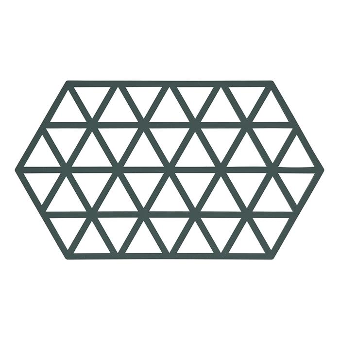 ZONE|幾何系列TRIVETS鍋墊/隔熱墊(仙人掌綠)
