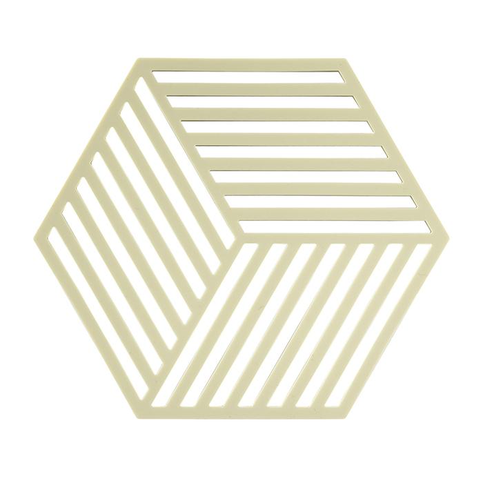 ZONE|菱型系列鍋墊/隔熱墊(條紋萊姆)