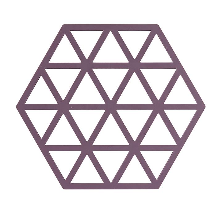 ZONE 菱型系列鍋墊/隔熱墊(三角格紅菜頭)