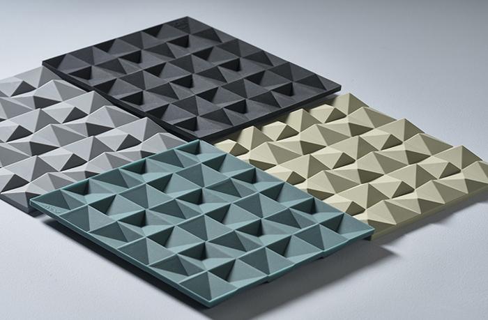 ZONE|折紙系列鍋墊(仙人掌綠)