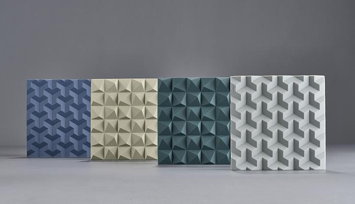 ZONE|折紙系列MIX鍋墊(仙人掌綠)