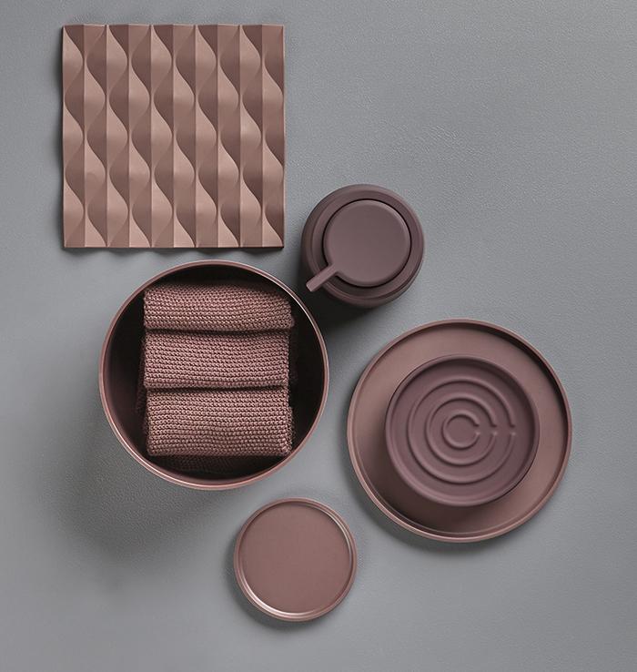 (複製)Zone Denmark 3D折紙FOLD隔熱墊(灰)