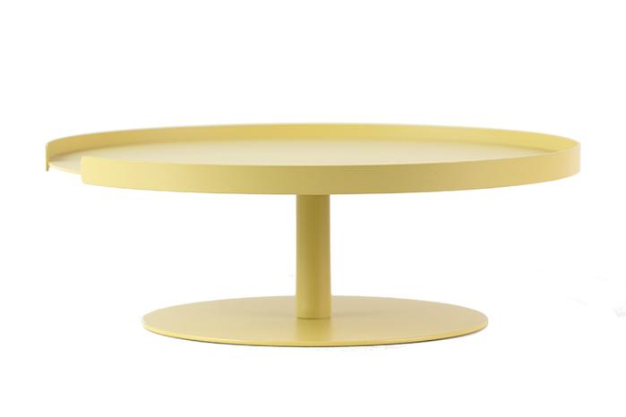 Design Bite|單層蛋糕架-檸檬黃