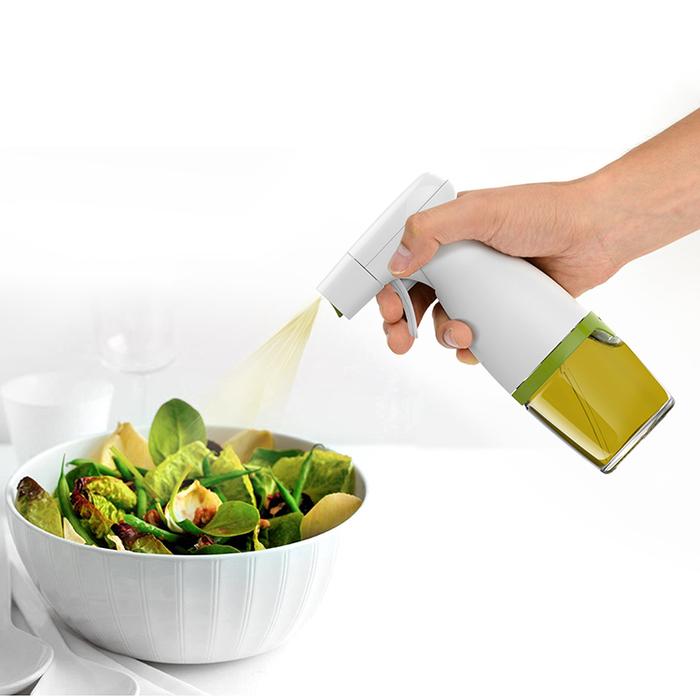 prepara|準確省油噴霧槍/噴油瓶 (白)