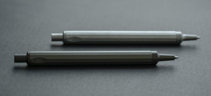 HMM|原子筆 - 槍色