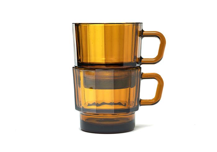 HMM W Glass玻璃杯(琥珀色)