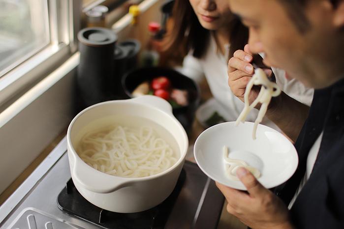 JIA Inc.|饗食版 蒸鍋24cm (白色陶鍋)