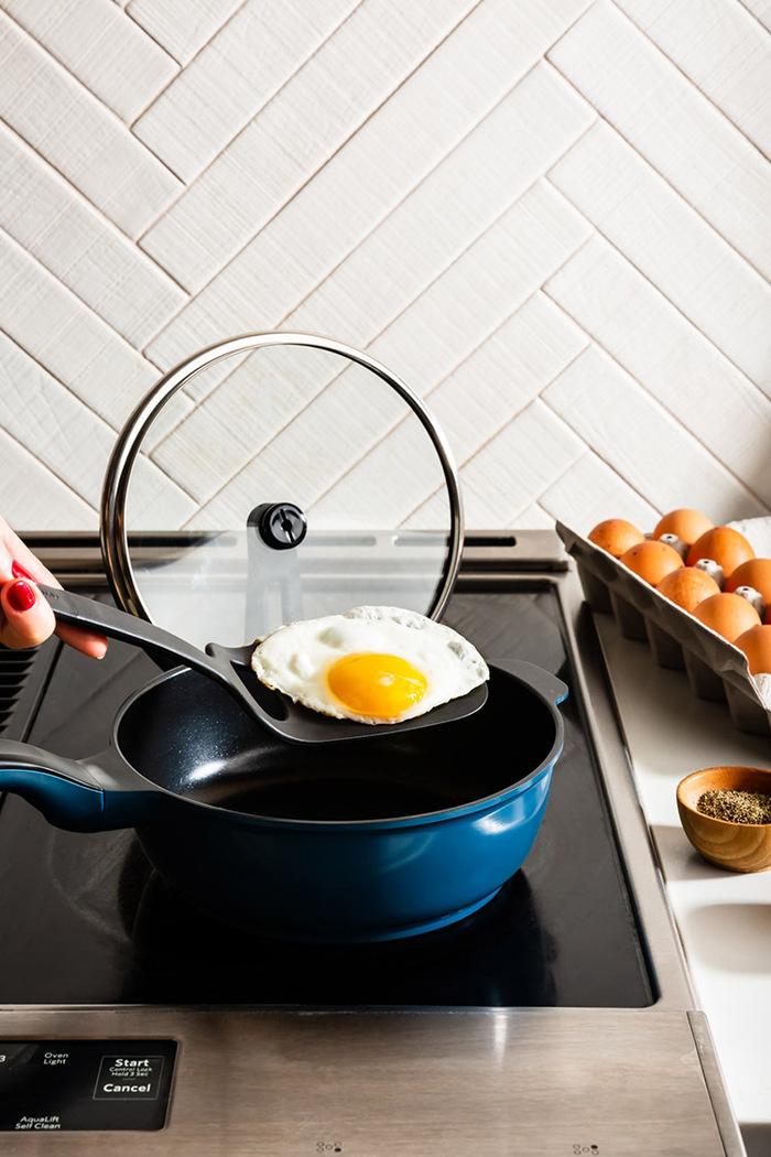 Remy pan plus|mini多功能萬用不沾鍋20cm(附蓋)-白