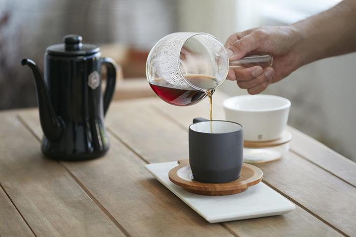 JIA Inc. 手沖咖啡 玻璃濾壺
