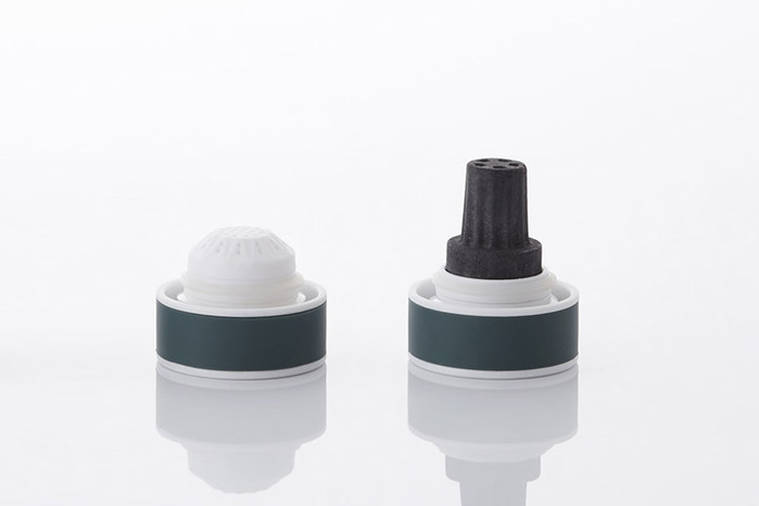JIA Inc.|竹炭醒水芯隨身瓶300ml ─ 綠