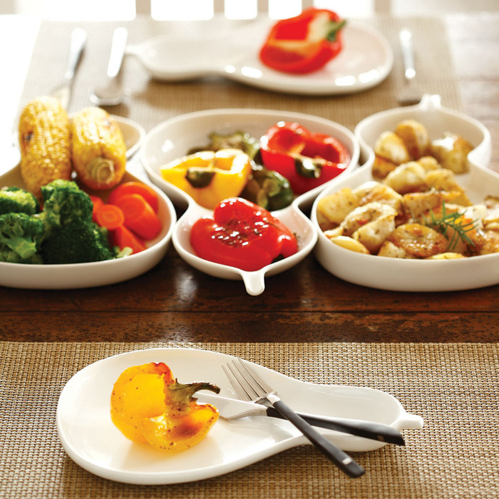 JIA Inc.|家當系列-葫蘆西式碗盤組(五件組)
