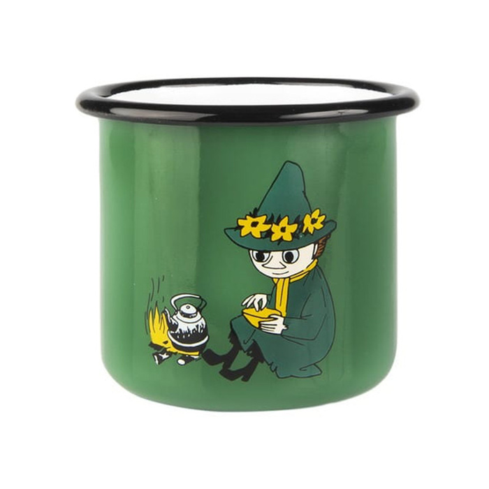 Muurla|嚕嚕米系列 - 阿丁(綠)370ml