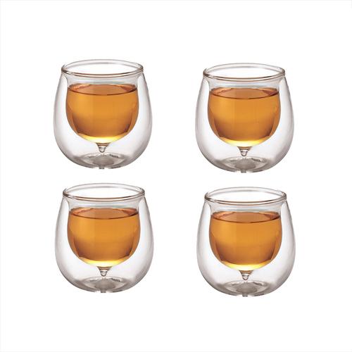 JIA Inc.|家當系列-中式葫蘆雙層酒杯(4入)