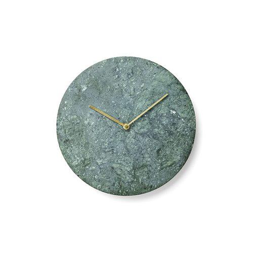 MENU|大理石鐘(綠)