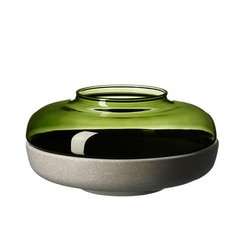 JIA Inc.|燈華燭台/花器-8.8cm(綠色)