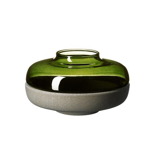 JIA Inc.|燈華燭台-6cm(綠色)