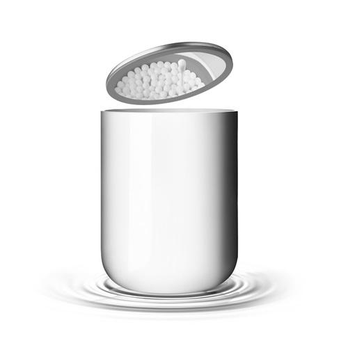 MENU|Norm衛浴系列 置物罐 (白色)