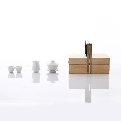 JIA Inc.|家禮 紛雪品茗茶具+茶盒組