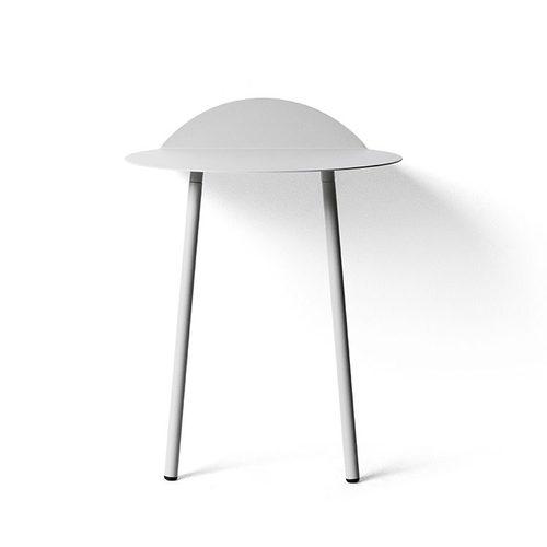MENU|移動邊桌(低款)-白