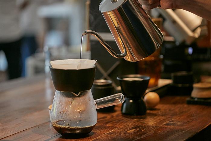 JIA Inc.|手沖咖啡 濾杯+杯座組合 (V型濾杯V01)